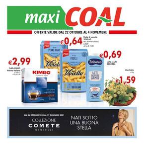Volantino Coal Fabriano Negozi Indirizzi E Orari