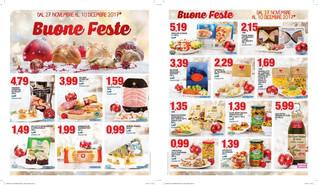 Volantino Eurospin a Caserta: offerte e orari