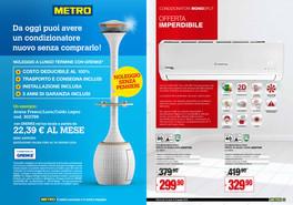 Volantino Metro a Pisa: orari e catalogo