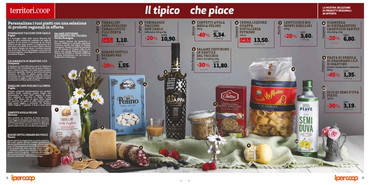 Volantino ipercoop a afragola offerte e orari for Mandi arredamenti catalogo afragola