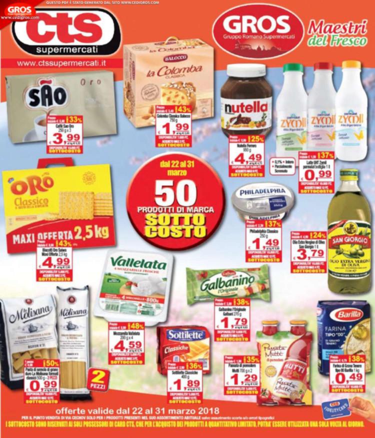 CTS Supermercati a Tivoli