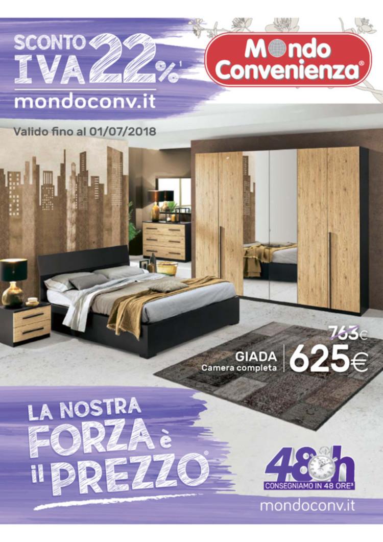 Catalogo Mondo Convenienza a Frosinone
