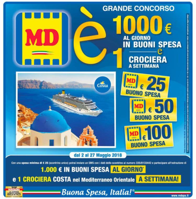 volantino MD a Cavallino: offerte e orari