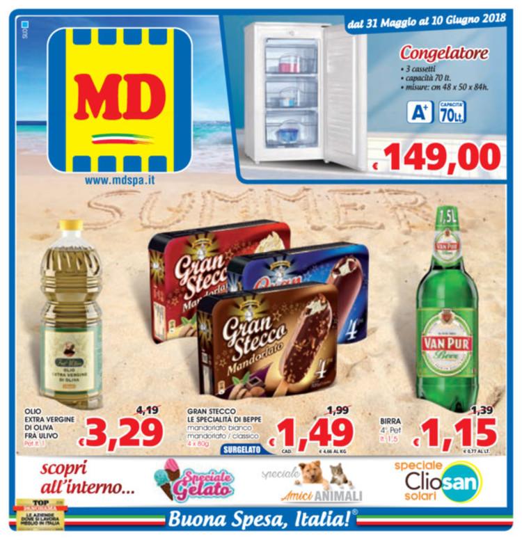 volantino MD a Santa Maria Capua Vetere: offerte e orari